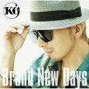 楽天ごようきき。クマぞう【送料無料!】【CD】 KG Brand New Days WPCL-11861在庫限りの大放出!大処分セール!早い者勝ちです。