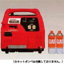 【送料無料!】デンヨー インバーターガスエンジン発電機 GE-900B災害時に!停電時に!アウトドアに!