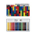 【送料無料!】【メール便】サクラクレパス ク−ピ−ペンシル30色(缶入) FY30折れにくい、消しやすい、削れる全部が芯の色鉛筆!