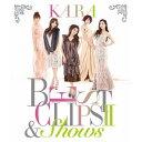 【送料無料!】【BD】KARA KARA BEST CLIPS II&SHOWS(初回限定盤)(Bl
