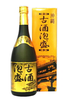 Kume Immortals Kusu awamori 20 degrees 720 ml