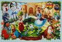 300ピースジグソーパズル 鏡の国のアリス物語