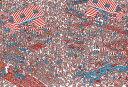 こどもジグソー40ピースジグソーパズル『Where's Wally? ウーフの国』