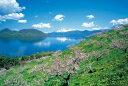 ◆希少品◆2000スモールピースジグソーパズル『洞爺湖と羊蹄山』《廃番商品》
