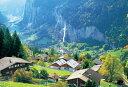 ◆希少品◆2000スモールピースジグソーパズル『ラウターブルンネン バレー』《廃番商品》