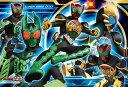108ラージピースジグソーパズル『仮面ライダーオーズ 強く、もっと強く!』《廃番商品》