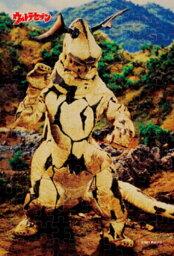 ◆希少品◆ミニパズル150ピース『宇宙怪獣エレキング』《廃番商品》