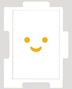 ジグソーパズル スースータブレット ホワイト