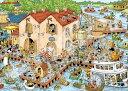 500ピースジグソーパズル『ラスムス クルンプ Harbor』《カタログ落ち商品》