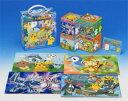 ◆希少品◆15・35・54・80ピースジグソーパズル『ポケットモンスターDPパズルセット』《廃番商品》