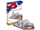 ★2割引!!★立体パズル『3Dパズル ウェストミンスター寺院(世界遺産:イギリス・ロンドン)』