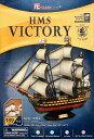 立体パズル『3Dパズル HMS ヴィクトリー号(イギリス)』