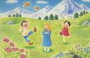 1000ピースジグソーパズル アルプスの少女ハイジ クララが歩いた日 《廃番商品》