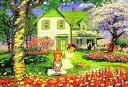 ■300ピースジグソーパズル『赤毛のアン 花の季節』《廃番商品》