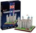 ★2割引!!★立体パズル『3Dパズル ロンドン塔(世界遺産:イギリス・ロンドン)』