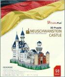 ★2割引!!★立体パズル『3Dパズル ノイシュヴァンシュタイン城(ドイツ・バイエルン州)』