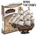 ★2割引!!★立体パズル『3Dパズル HMS ヴィクトリー号(イギリス)』