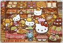 ■板パズル80ピース『ハローキティのたのしいパン屋さん』