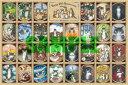 1500スモールピースジグソーパズル『わちふぃーるど 30th アニバーサリー』《廃番商品》