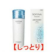高保湿化粧水 美白 【 しっとり 】 140ml 花王 ソフィ