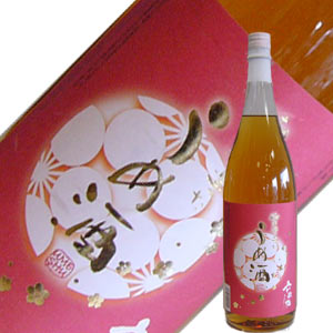 六歌仙 純米酒で造ったうめ酒 1.8Lの商品画像