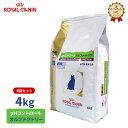 【ロイヤルカナン】 猫用 phコントロール オルファクトリー 4kg【4個パック】 [療法食]