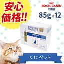 【安心価格!!】ロイヤルカナン 猫用 腎臓サポート(パウチ)85g【12個パック】・この商品は、慢性腎臓病の猫およびそれにともなう高アンモニア血症を呈する猫に給与することを目的として、特別に調製された食事療法食です。