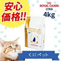 【國枝PHC 特別価格!】ロイヤルカナン 猫用 消化器サポート(可溶性繊維)4kg・猫用消化器サポートは、便秘などの猫に給与することを目的として、特別に調製された食事療法食です。
