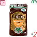 【2000円クーポン】最大31倍!ココア ココアパウダー cocoa 桜井食品 有機ココア 150g 2袋セット 送料無料