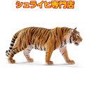 シュライヒ トラ 14729 動物フィギュア ワイルドライフ Wild Life ジャングル Jun