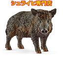 【シュライヒ専門店】シュライヒ イノシシ 14783 動物フィギュア ワイルドライフ Wild Life 森林 Forest schleich