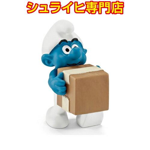 【シュライヒ専門店】シュライヒ スマーフ倉庫係 20771 スマーフフィギュア smurf schleich