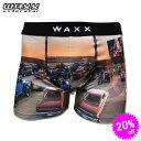 ショッピングフランス WAXX ワックス ボクサーパンツ DRIVE-IN ドライブイン 11220