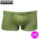 OLAF BENZ オラフベンツ ローライズボクサーパンツ RED1310 Cross50 Minipants