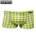 OLAF BENZ オラフベンツ ローライズボクサーパンツ RED1702 Eden Minipants
