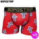 ショッピングポスト BOPOSTRIP ボポストリップ ボクサーパンツ BP1315