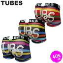 ショッピングボクサーパンツ TUBES チューブス ボクサーパンツ MULTI BORDER メッシュ 71015