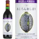 蒼龍 あじろん初しぼり 酸化防止剤無添加 赤ワイン 720ml【2019年新酒】