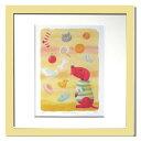 「My favorite」RYO(りょう)ジグレー版画(可愛らしい動物達をモチーフ)RYO版画作品[絵画通販]パステル・ギフト・贈り物・プレゼント・犬・イヌ・いぬ・ねこ・猫・ネコ・絵画・アート・絵・癒し・子供部屋【絵のある暮らし】【壁掛けフックつき】