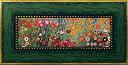 「フラワーガーデン」グスタフ クリムト 【通信販売】(世界の名画・クリムトアートポスター[絵画通販])【壁掛けフック付き】【絵のある暮らし】