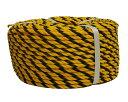 標識ロープ(HM)#9�100 約8ミリX100M