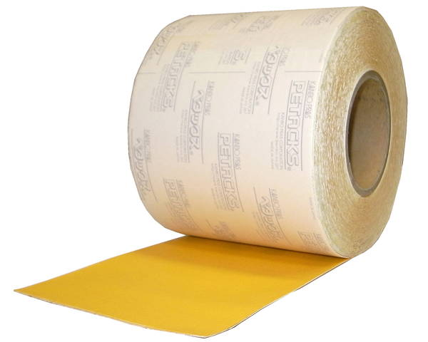 ペタックス帆布補修テープ 14cm×約25m オレンジ