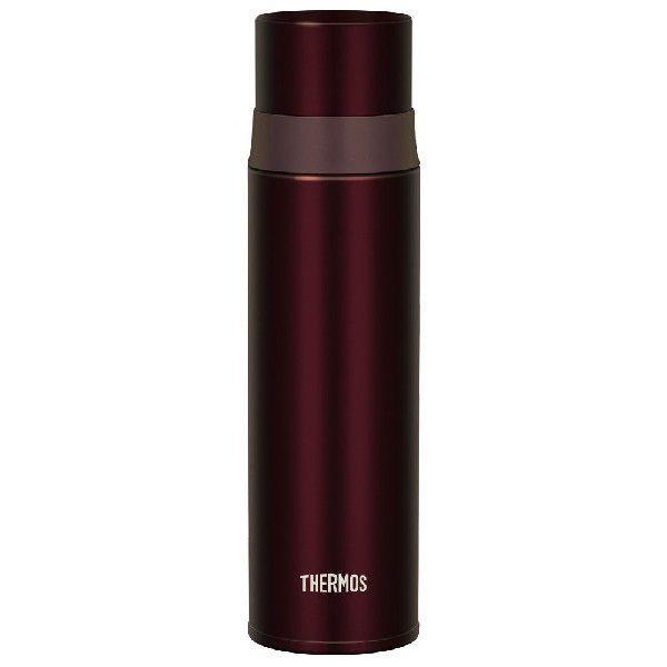 サーモス スリムボトル FFM-500 ブラウン【D】【UN】【150823coupon500】