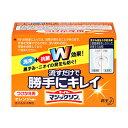 《D》【トイレ用洗剤】トイレ マジックリン 勝手にキレイ オレンジ 付替え用 80G【D】