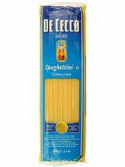 スパゲッティ ディチェコ スパゲッティーニ