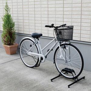 スタンド ブラック アイリスオーヤマ サイクル ガレージ