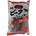 【犬用】国産ビーフジャーキーEB-1601.6kg【アイリスオーヤマ】