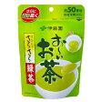 《I》(お茶の葉)伊藤園  お〜いお茶抹茶入りサラサラ緑茶  40g【D】