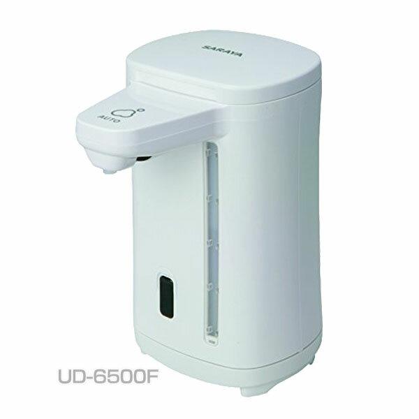エレフォームポット UD-6500F【D】【サラヤ 自動ソープディスペンサー 手洗い 食器洗い キッチン】【送料無料】