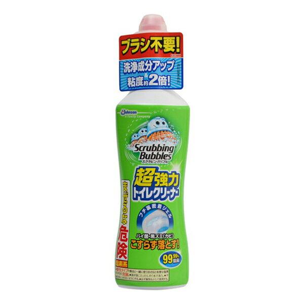 スクラビングバブル超強力 トイレクリーナー【D】